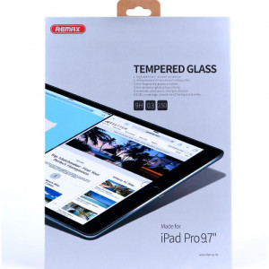 REMAX Tempered Glass Remax For iPad Pro 9.7'