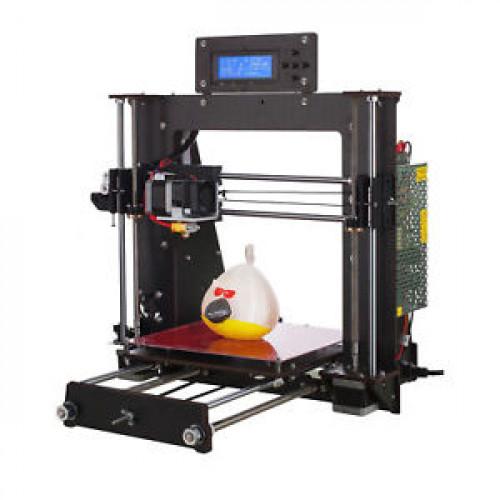 CTC 3D Printer Reprap Prusa i3 DIY 3D Printer MK8 LCD