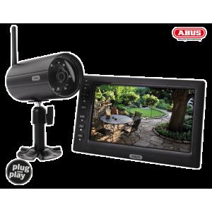 ABUS TVAC14000A 7 Home Video Surveillance Set 20-00-0005 (ΕΩΣ 6 ΑΤΟΚΕΣ ΔΟΣΕΙΣ)