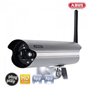 TVAC19100B WLAN Outdoor Camera & App 20-07-0006 (ΕΩΣ 3 ΑΤΟΚΕΣ ΔΟΣΕΙΣ)