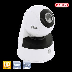 TVIP21560 WLAN HD 720p Pan/Tilt Indoor Camera 20-07-0008 (ΕΩΣ 6 ΑΤΟΚΕΣ ΔΟΣΕΙΣ)