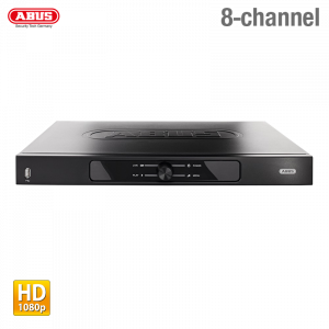 HDCC90010 8-channel Analogue HD Video Recorder 20-23-0002