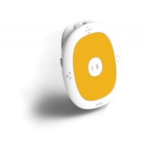 Συσκευη αναπαραγωγης μουσικης MP3 orange SRM-7300