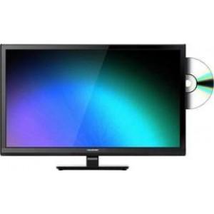 Blaupunkt 23'' με DVD LED HD TV 720p DVD23/207O with DVB-T/T2/C/S2
