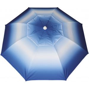 Ομπρέλα παραλίας Ombre μπλε/λευκό