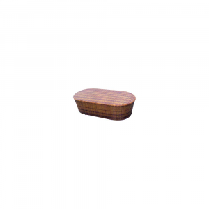 ΤΡΑΠΕΖΑΚΙ ΟΒΑΛ 111.5*57.5*30.5cm GLA01-22422