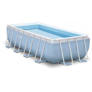 Παραλληλόγραμμη Πισίνα με Σκελετό Prism Set 400x200x100cm