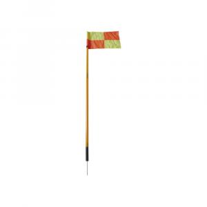 Σημαια κορνερ με σπαστο στυλο