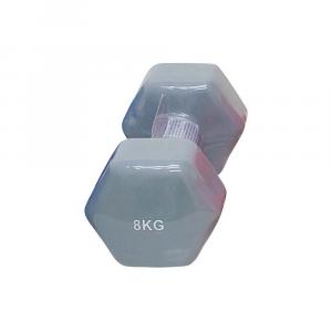 Βαρακι πλαστικοποιημενο 8kg