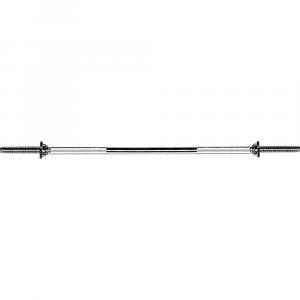 Μπαρα με βιδωτο κολαρο Φ28mmx180cm, 9kg