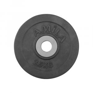 Δισκος με Επενδυση Λαστιχου 28mm 2,50kg