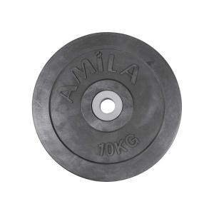 Δισκος με Επενδυση Λαστιχου 28mm 10kg