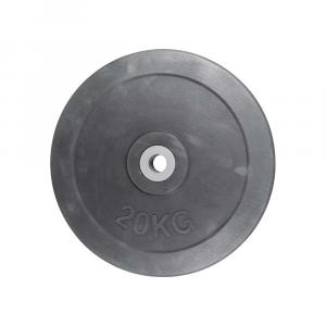 Δισκος με Επενδυση Λαστιχου 28mm 20kg
