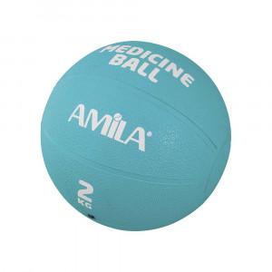 ΜΠΑΛΑ ΓΥΜΝΑΣΤΙΚΗΣ MEDICINE BALL 2KG - AMILA 44552