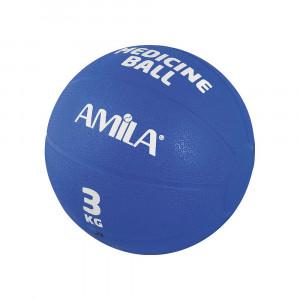 ΜΠΑΛΑ ΓΥΜΝΑΣΤΙΚΗΣ MEDICINE BALL 3KG - AMILA 44553