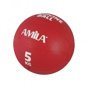 ΜΠΑΛΑ ΓΥΜΝΑΣΤΙΚΗΣ MEDICINE BALL 5KG - AMILA 44555