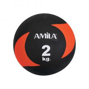 ΜΠΑΛΑ ΓΥΜΝΑΣΤΙΚΗΣ MEDICINE BALL 2KG - AMILA 44636