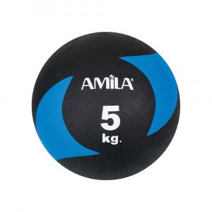 ΜΠΑΛΑ ΓΥΜΝΑΣΤΙΚΗΣ MEDICINE BALL 5KG - AMILA 44639