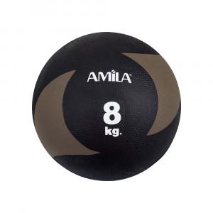 ΜΠΑΛΑ ΓΥΜΝΑΣΤΙΚΗΣ MEDICINE BALL NEMO 8KG - AMILA 44641