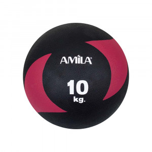 ΜΠΑΛΑ ΓΥΜΝΑΣΤΙΚΗΣ MEDICINE BALL 10KG - AMILA 44642