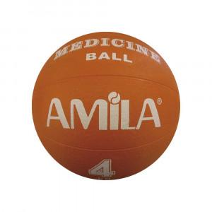 ΜΠΑΛΑ ΓΥΜΝΑΣΤΙΚΗΣ MEDICINE BALL 4KG - AMILA 44654