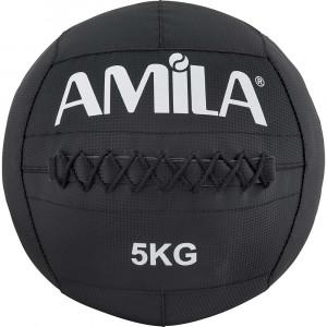 ΜΠΑΛΑ ΓΥΜΝΑΣΤΙΚΗΣ WALL BALL 8KG - AMILA 44694