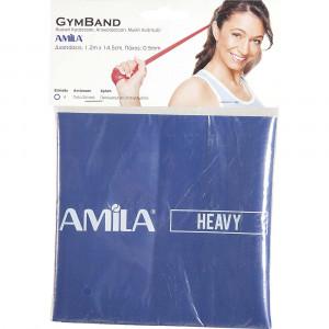 Λάστιχο Gym Band 2,5m, Πολύ Σκληρό 48188