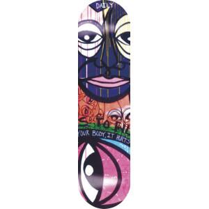 Τροχοσανίδα Skateboard AMILA Skatebird+ Tiki