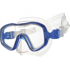 SEA MASK - SMILE SILICON BLUE CA502S1 52113