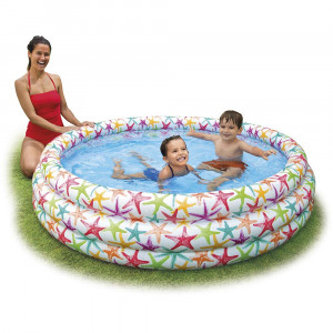 KIDS SWIMMING POOL REALISTIC STARFISH POOL 56440