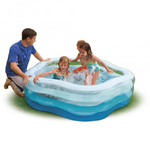 KIDS SWIMMING POOL - SUMMER COLORS 56495