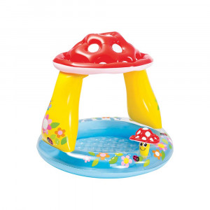 BABY SWIMMING POOL MUSHROOM BABY POOL 57114