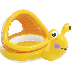 Lazy Snail Shade Baby Pool