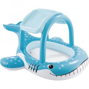 Whale Shade Pool