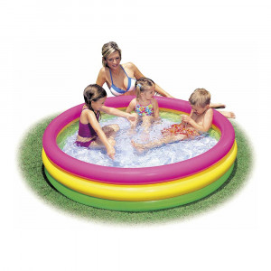 KIDS SWIMMING POOL SUNSET GLOW 57422
