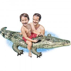 Realistic Gator Ride-On 57551