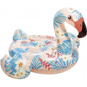 Tropical Flamingo Ride-On