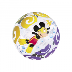 Mickey and Friends Transparent Beach Ball