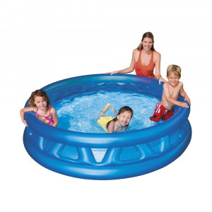 KIDS SWIMMING POOL SOFT SIDE 58431