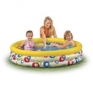 KIDS SWIMMING POOL WILD GEOMETRY 58439