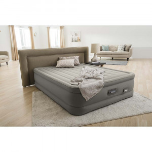 ΣΤΡΩΜΑ ΥΠΝΟΥ ΔΙΠΛΟ PREMAIRE DREAM SUPPORT BED 152x203x46CM - INTEX 64770