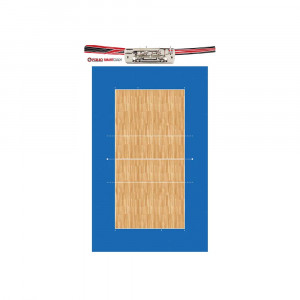 FOX40 Coaching Clipboard for Volley 70585