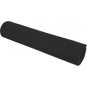 Στρώμα Yoga 6mm Μαύρο
