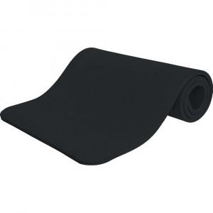 Στρώμα Γυμναστικής NBR 15mm 80Kg 183cm Μαύρο