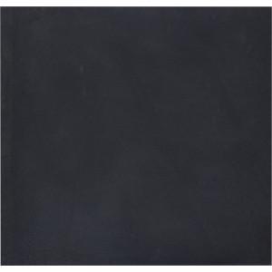 Λαστιχένιο πάτωμα, πλακάκι, λείο, 100x50cm, πάχους 15mm, γκρι