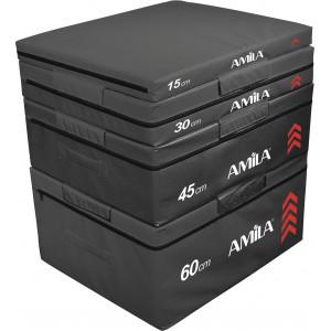 AMILA Σετ 4ων Πλειομετρικών Κουτιών