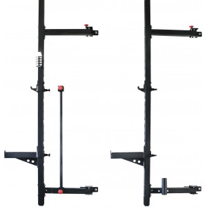 Wall Mountable Foldable Squat Rack