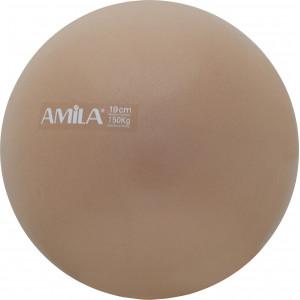 Μπάλα Pilates 19cm Χρυσή
