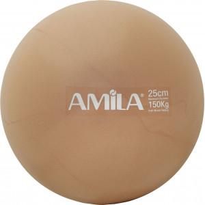 Μπάλα Pilates 25cm Χρυσή