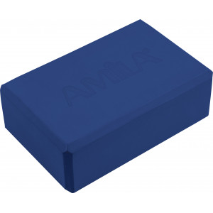Τούβλο για Yoga, μπλε